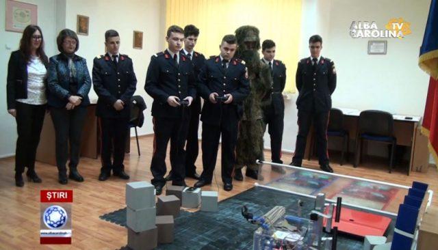 ArmyBot-robot-elevi