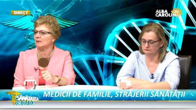 Voichita Varmaga Simona Strajan Radu medici familie