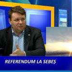 Poluarea şi referendumul din Sebeş. Comuna Șpring -primar Daniel Rusu