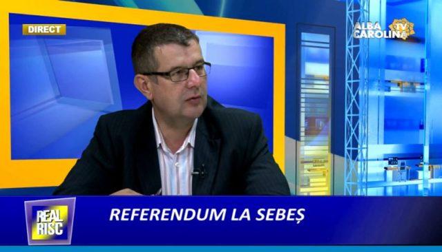 referendum sebes alba carolina tv