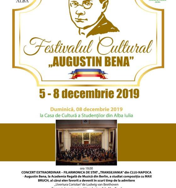 Festivalul-Cultural-Augustin Bena