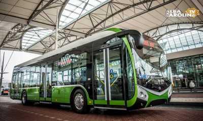 autobuze electrice alba iulia