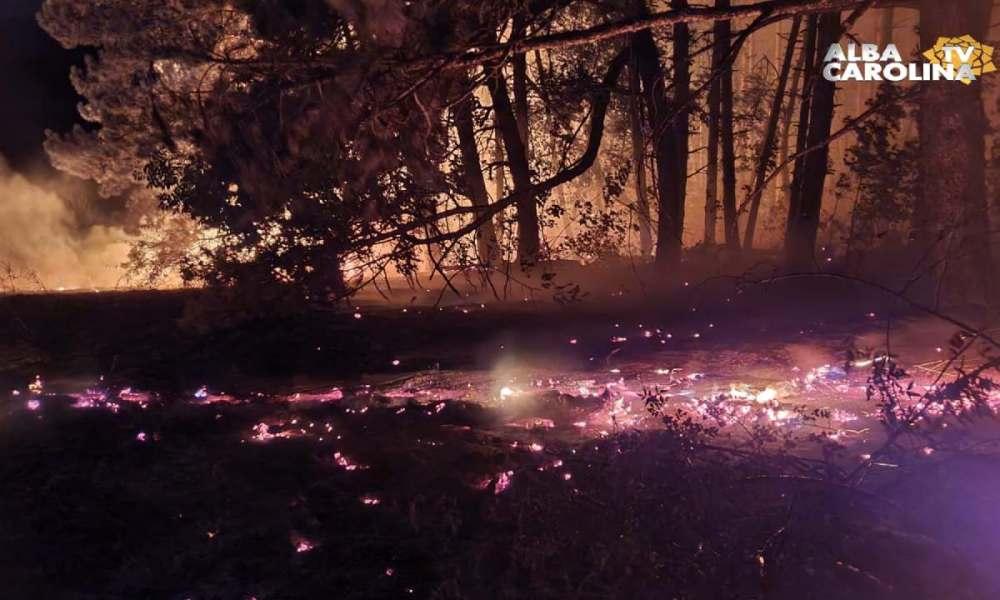 judetul alba incendiu inuri
