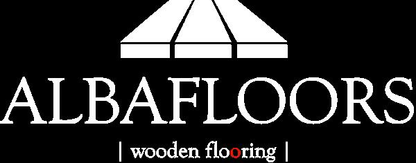 ALBAFLOORS - Logo White-600