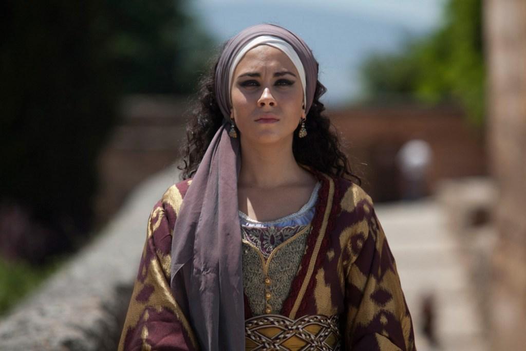 Alba García - Serie TV Isabel