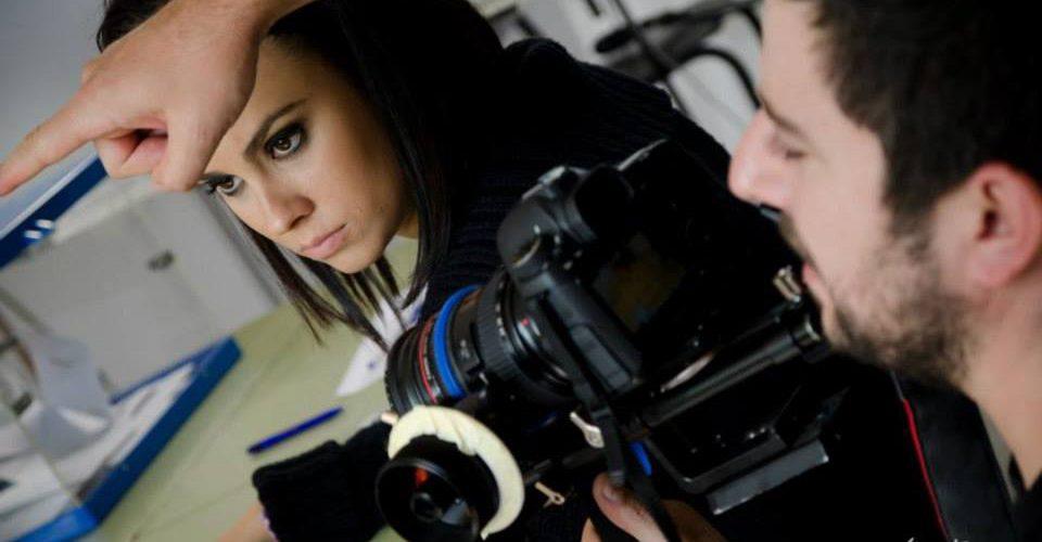 Filmografia de Alba Garcia