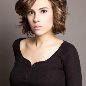 Sesión de fotos - Retrato Alba García