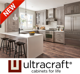 ULTRACRAFT CABINETRY - ALBA KITCHEN CABINETS