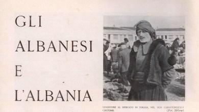 Ferdinando Milone Articolo Albanesi Albania