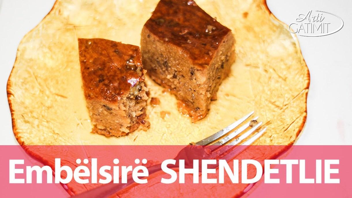 Shendetlie piatti albanesi