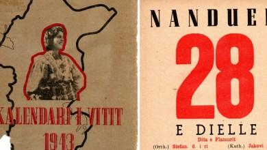 Calendario Storico Anno 1943