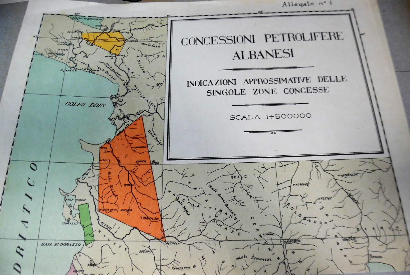 Concessioni Petrolifere Albanesi