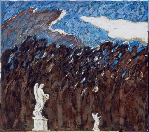"""Sant'Angelo"" Klement Zoraqi – courtesy Micro Arti Visive"