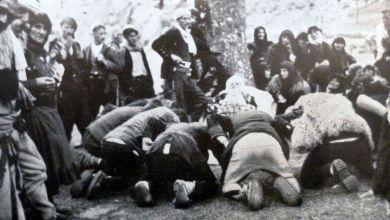 Gjama e Burrave Funerale di Ujk Vuksani a Theth (Foto di Reimer Schulz, 1937) 1