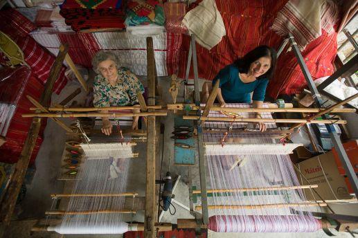 La tradizione della tessitura in Albania 1