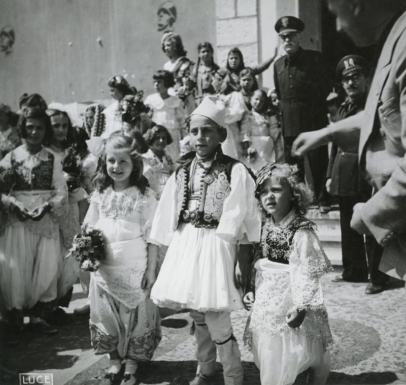17 Novembre 1944 Tirana, 1941