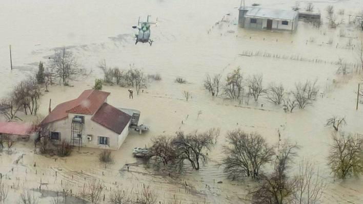 Alluvioni Albania Calamità Naturali