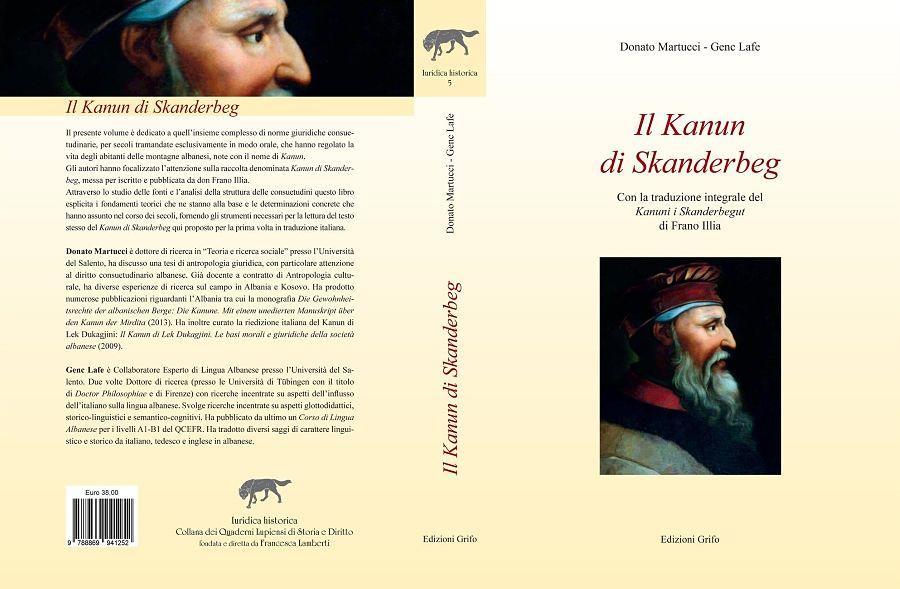 Il Kanun di Skanderbeg