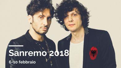 Ermal Meta Sanremo 2018 Fabrizio Moro Opt