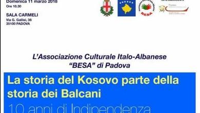 Padova Kosovo Poster