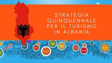 Strategia Quinquennale Per Il Turismo Albania