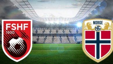 Albania-Norvegia 0-1