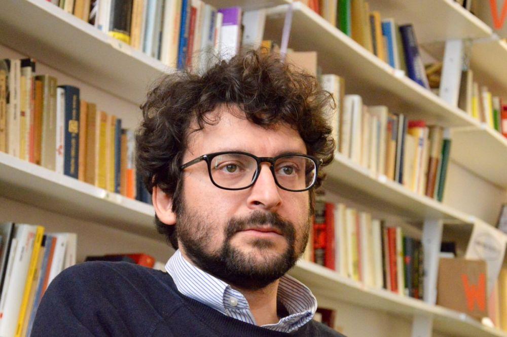 Alessandro Leogrande Cover