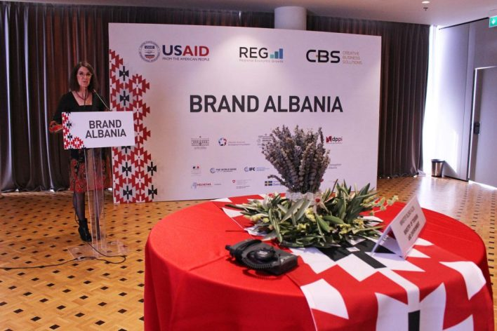 Brand Albania USAID Photo