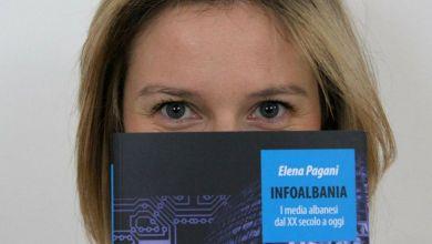 Elena Pagani InfoAlbania Media Albanesi Albania