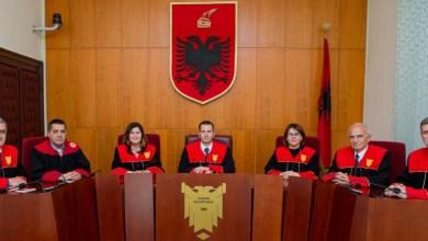 Fatos Lulo Corte Costituzionale Albania