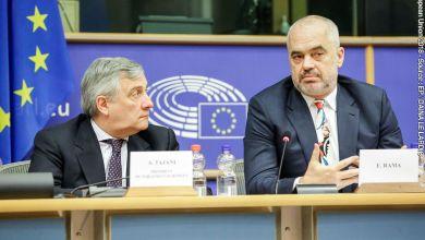 Edi Rama: l'Unione europea è la nostra destinazione