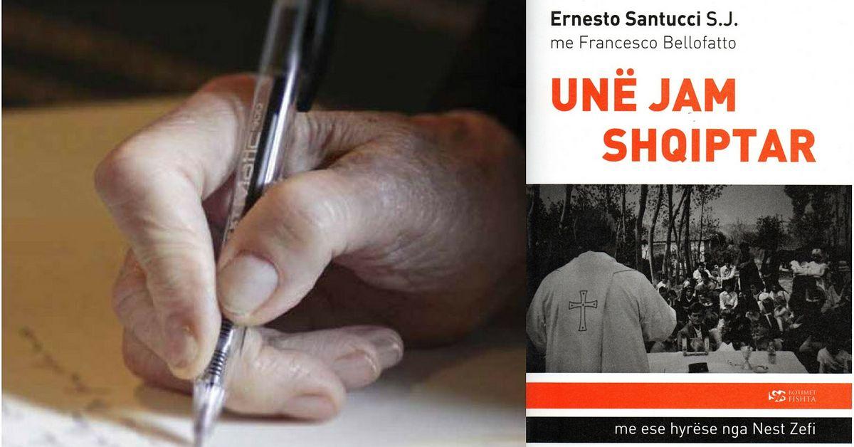 Une Jam Shqiptar Ernesto Santucci