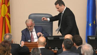 Nicola Gruevski Talat Xhaferi