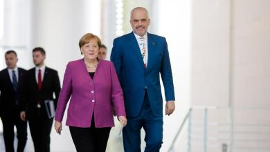 Angela Merkel Edi Rama Die Welt Make Albania Great Again