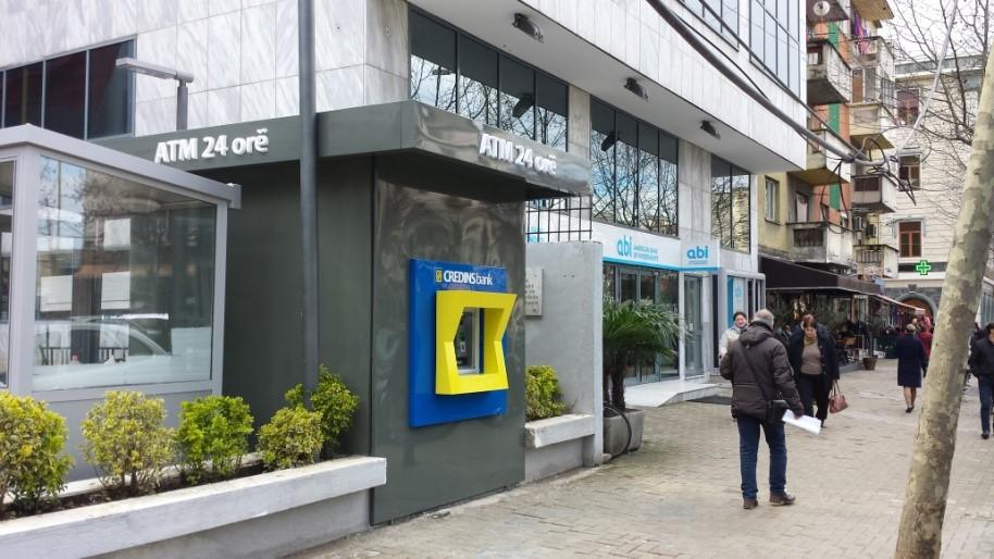 Banche In Albania