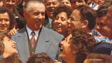 Enver Hoxha Dittatore Dell'Albania