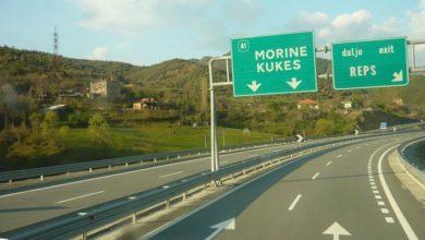 La Via Della Nazione Milot Morine Rruga E Kombit