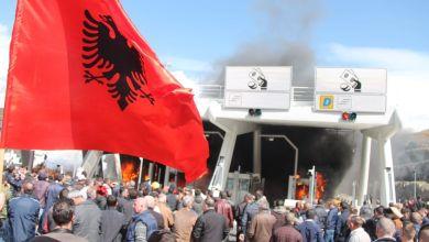 La Via Della Nazione Rruga e Kombit Scontri Kukës Violenza Governo Albanese Edi Rama