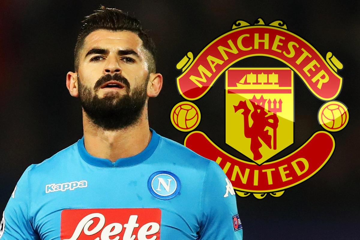 Manchester United Elseid Hysaj Napoli Nazionale Albanese