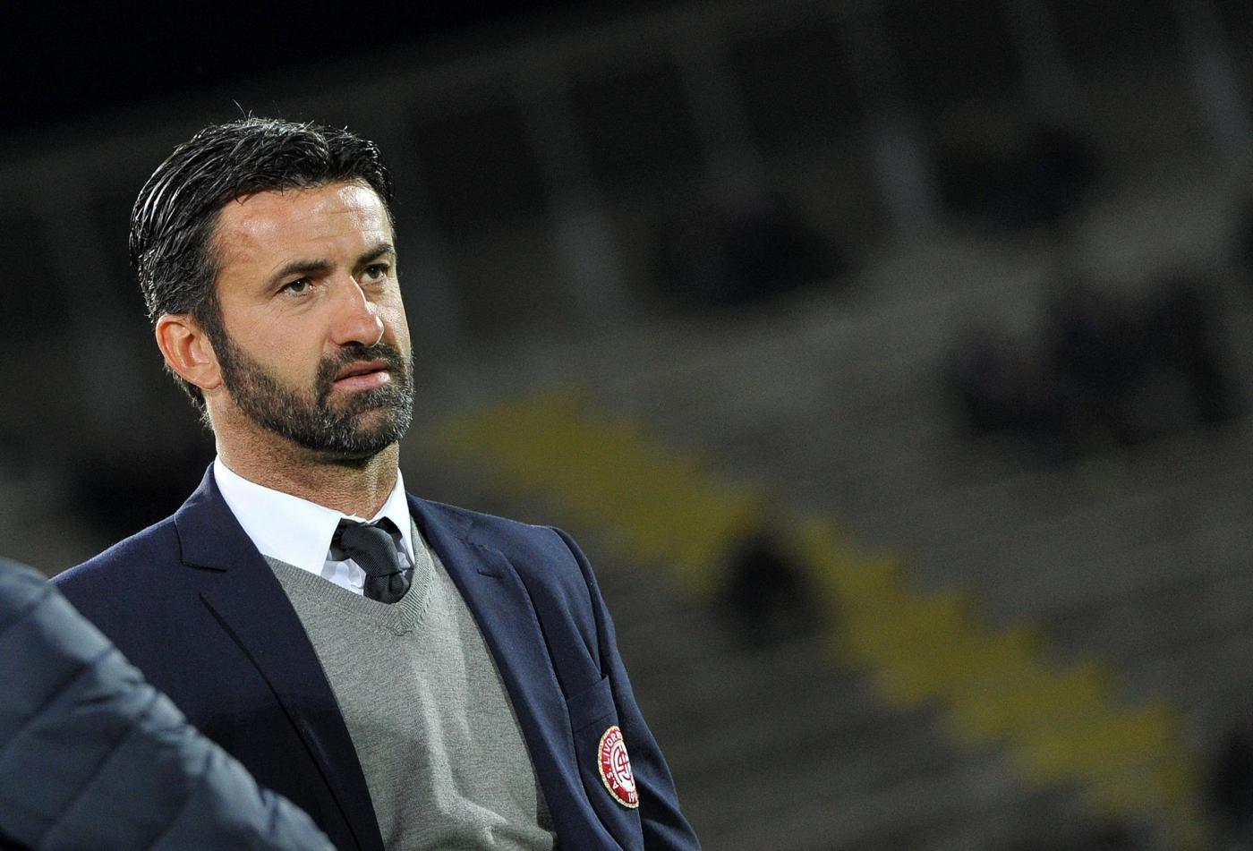 Christian Panucci Albania Uefa Nations League Albania-Kosovo Albania-Ucraina