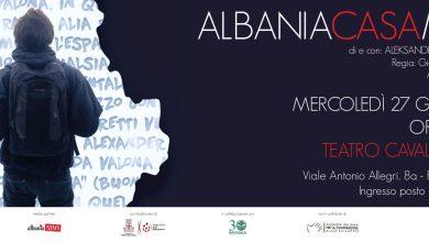 Reggio Emilia Albania casa mia in scena al Teatro Cavallerizza