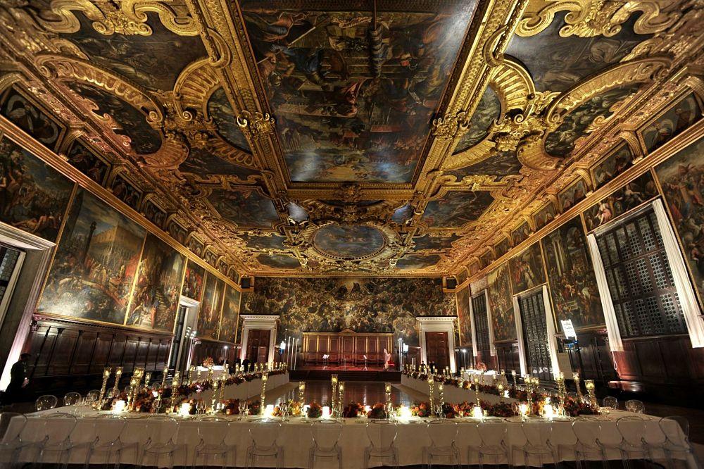 Sala del Maggior Consiglio - Palazzo Ducale (Venezia)