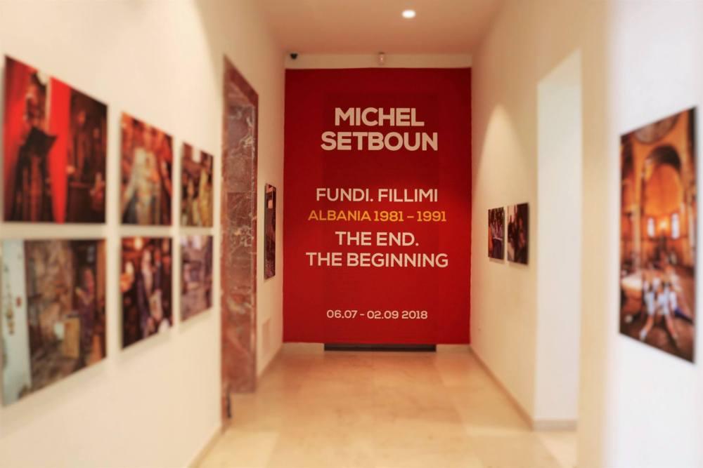 Mostra Del Fotografo Michel Setboune