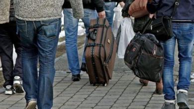 Popolazione Albanese Vuole Andare Via
