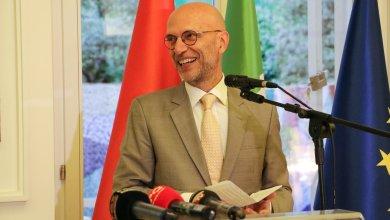Alberto Cutillo, Ambasciatore d'Italia a Tirana