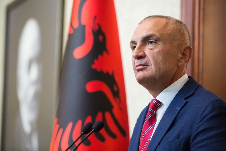 Ilir Meta, Presidente della Repubblica d'Albania