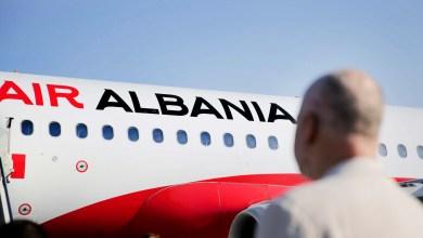 Air Albania Edi Rama
