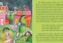 Floçka favole e fiabe albanesi, di Gino Luka