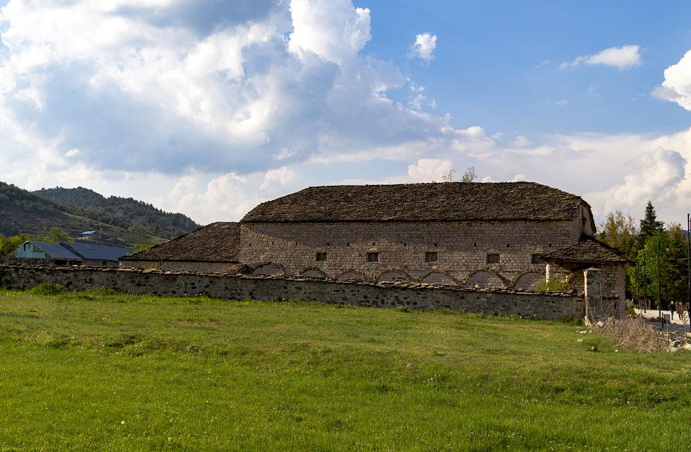 Chiesa di San Michele, villaggio di Voskopoja, Korça, Albania