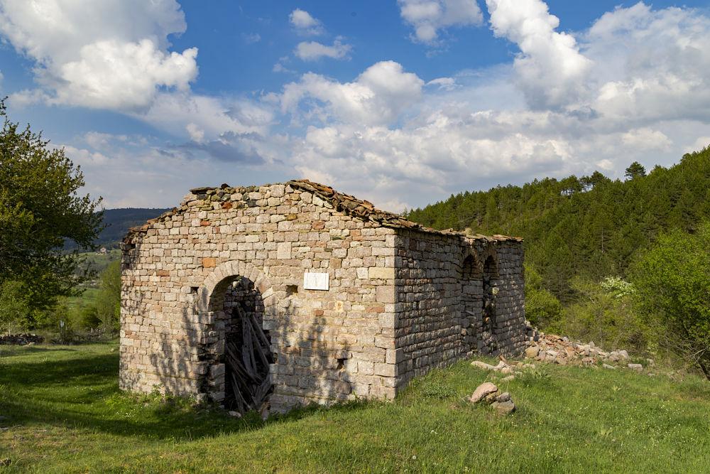 Chiesa di San Pietro, villaggio di Voskopoja, Korça, Albania